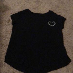 """Loft """"a little love"""" T-shirt"""